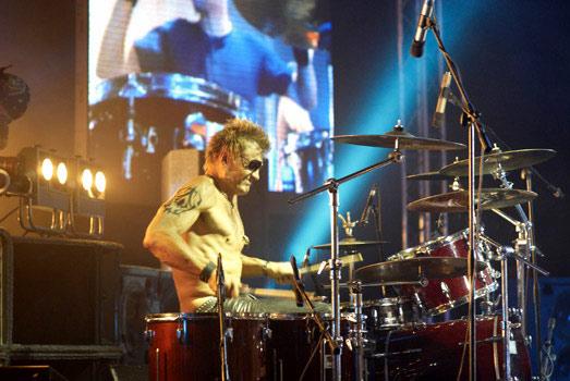 dolph drummer d