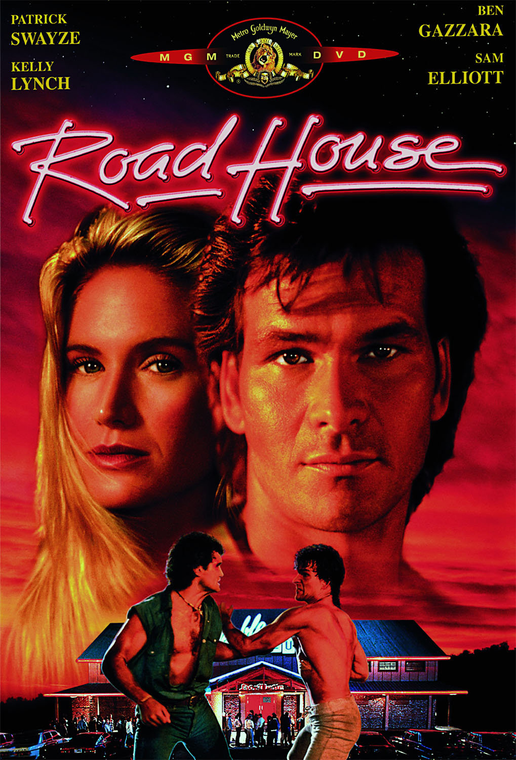 Roadhouse…the mother, grandmother and stepmother of all bad films.