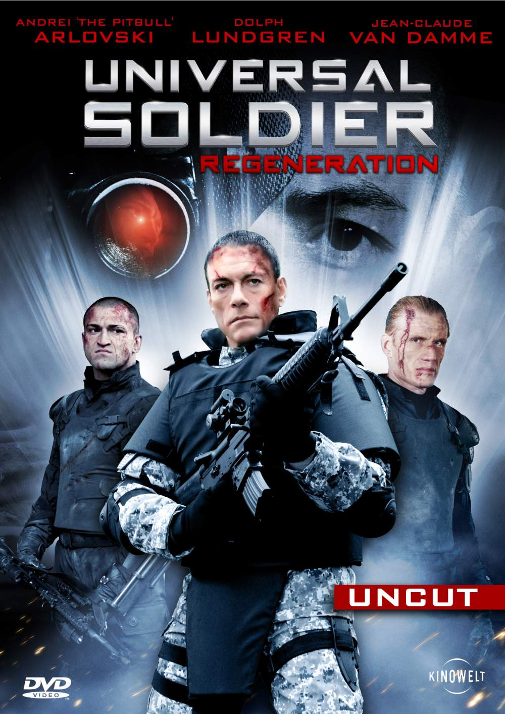 Universal Soldier: Regeneration | MULTI | BRRiP