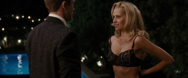 Teresa Palmer take me home tonight lingerie