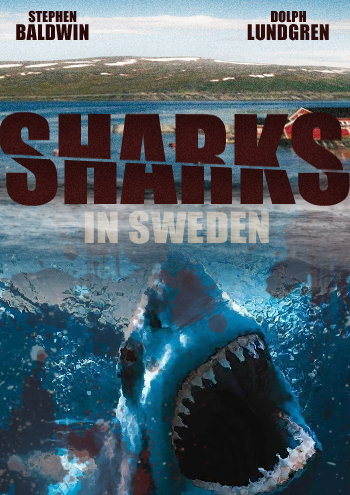 sharks in sweden poster