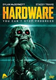 John's Horror Corner: Hardware (1990)   Movies, Films & Flix