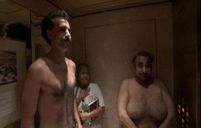 Body bound coeds found naked