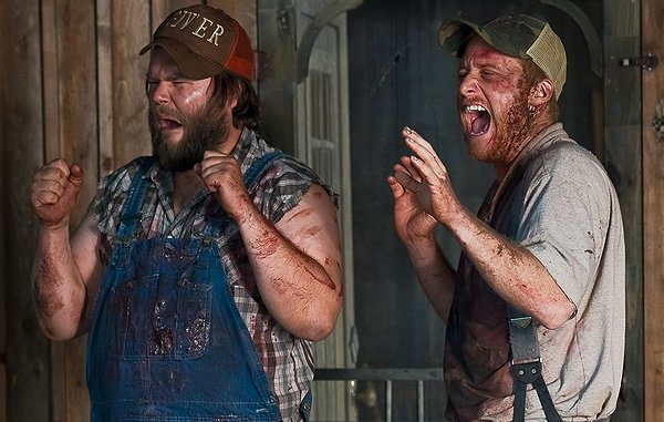 tucker and dale react