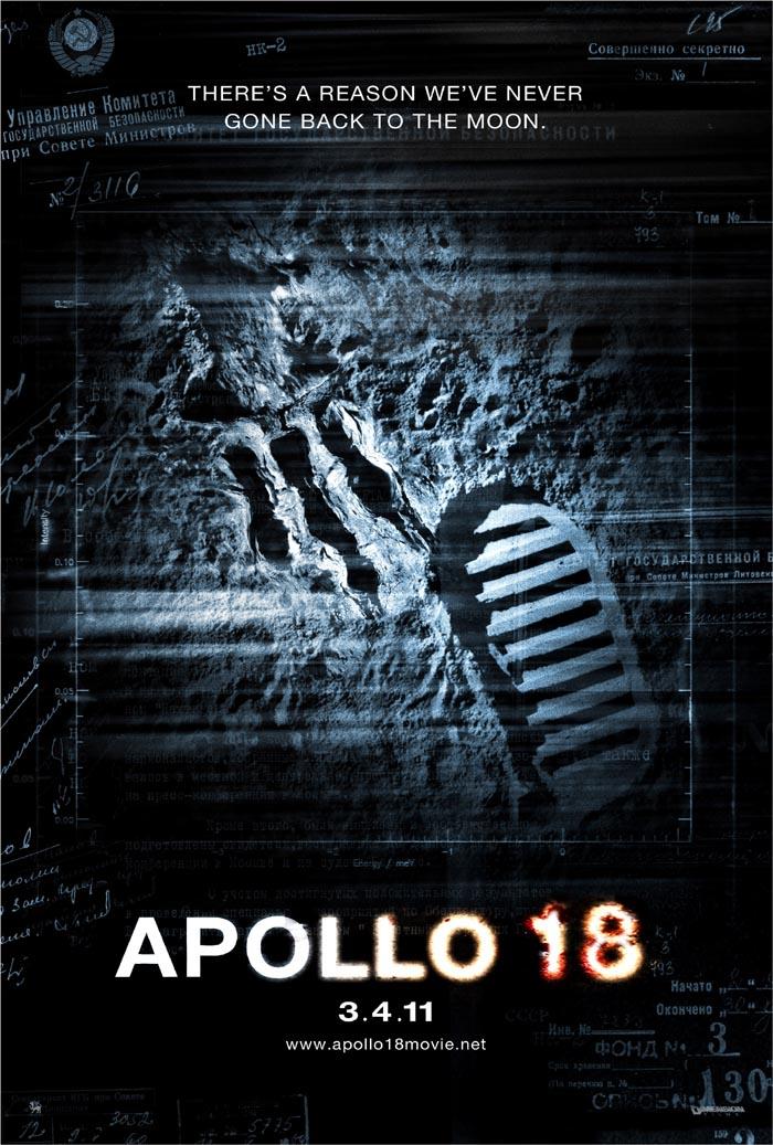 John's Horror Corner: Apollo 18 (2011), pretty much a ...
