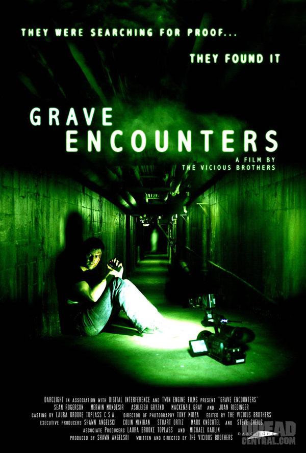 John's Horror Corner: Grave Encounters (2011) | Movies, Films & Flix