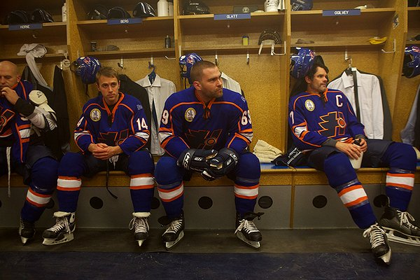 Goon hockey players