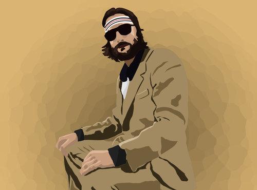 Richie Tenenbaum The Baumer Wes Anderson Ma...