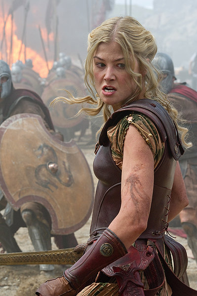 Rosamund Pike Wrath of the Titans
