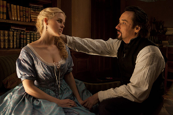 John Cusack Alice Eve The Raven