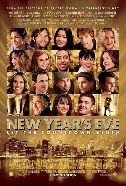Bad Movie Tuesday: New Year's Eve | Movies, Films & Flix