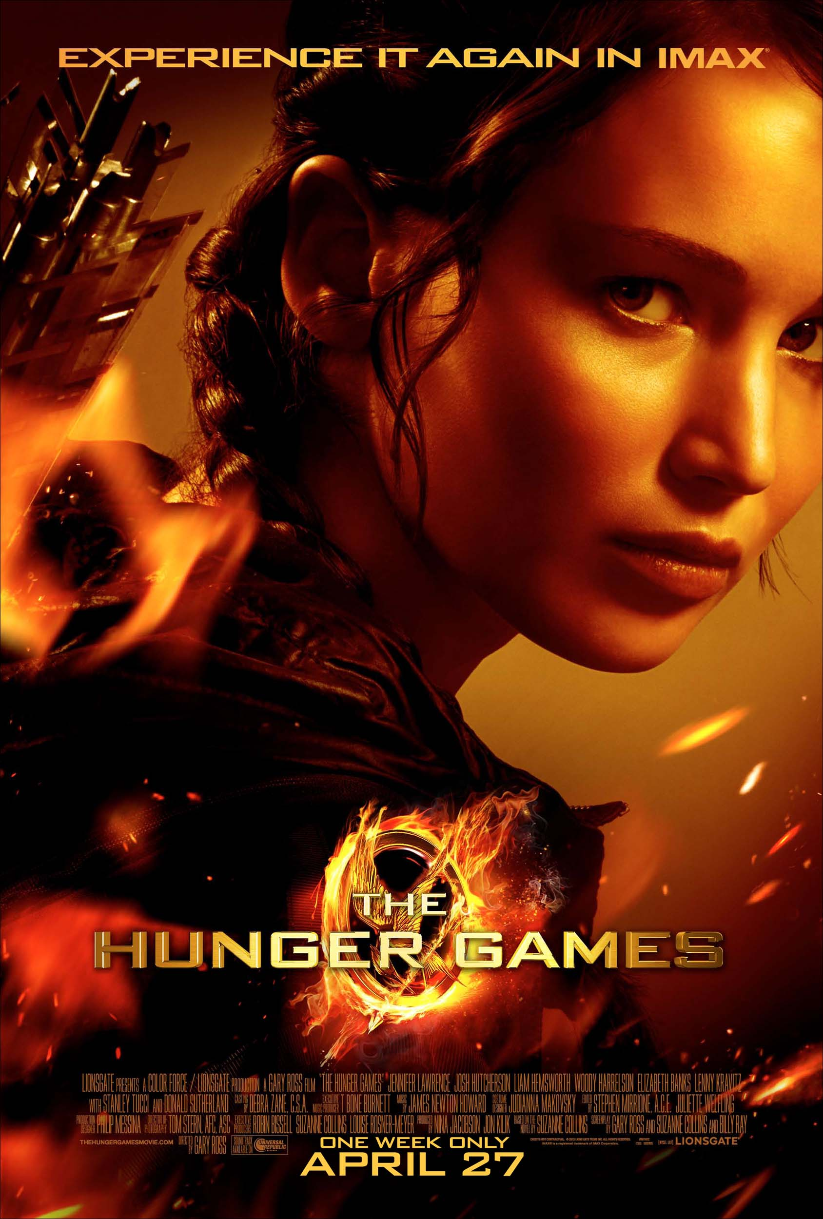 The Hunger Games (2012) | Movies, Films & Flix