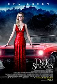 Eva Green Red Dress movie poster