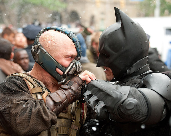 the dark knight rises punch