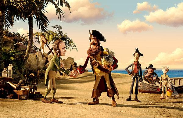 The Pirates beautiful creation