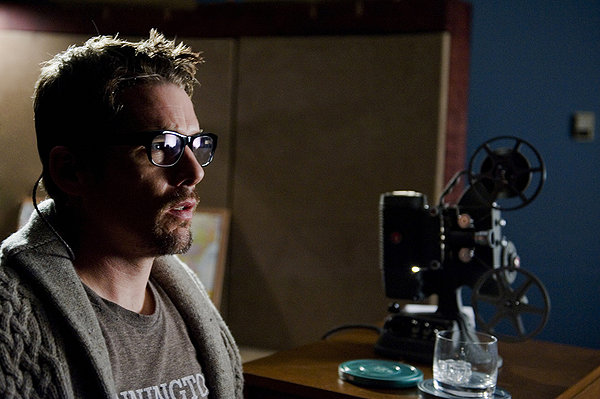 Ethan Hawke Sinster video