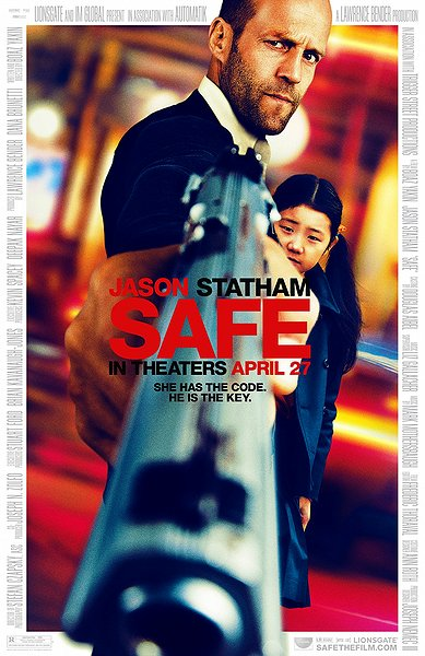 Safe Movie Poster
