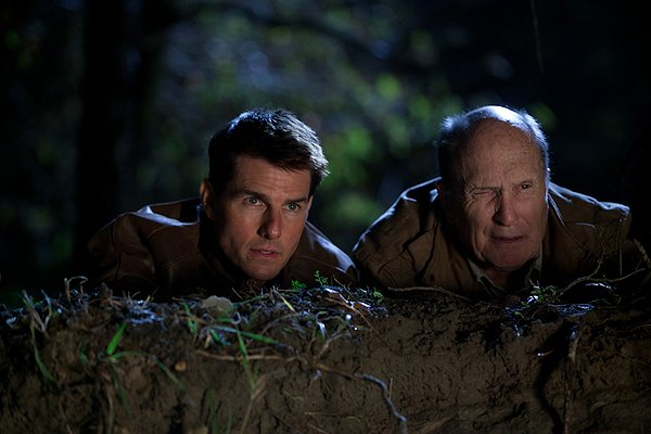 Jack Reacher Robert Duvall