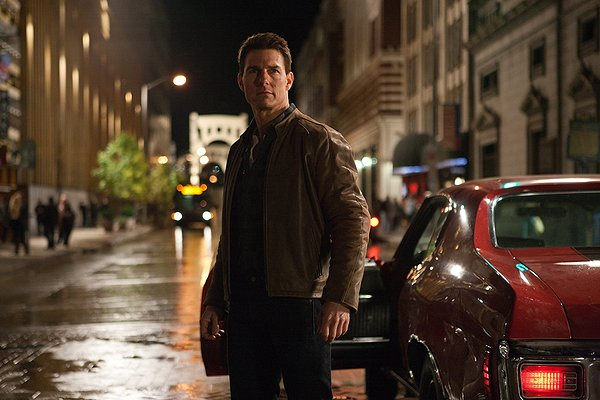 Jack Reacher Tom Cruise