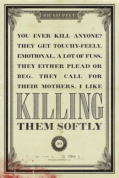 Killing Them Softly quote