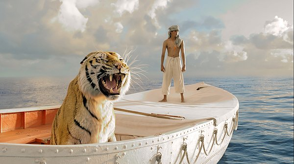 Life of Pi Bengal Tiger