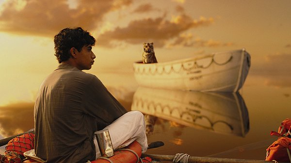 Life of Pi boat