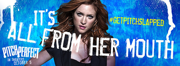 Pitch Perfect brittany snow