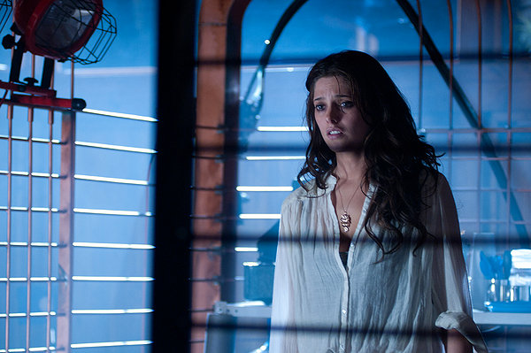 The apparition Ashley Greene