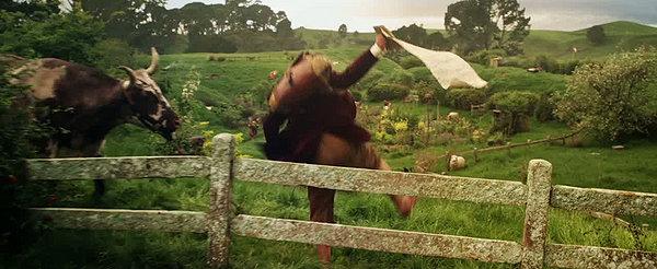 The Hobbit Bilbo adventure