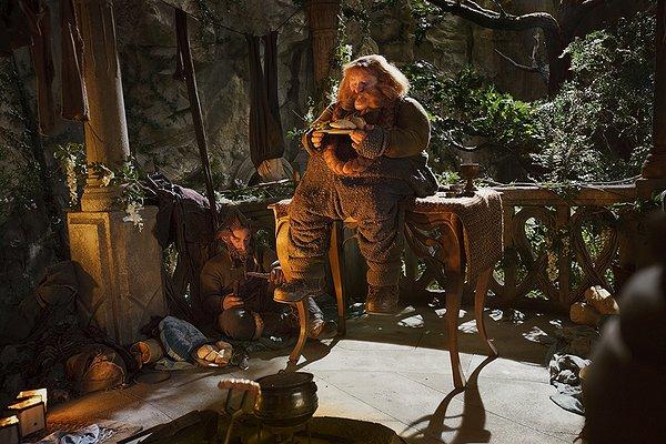 The Hobbit fat dwarf