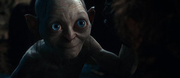 The Hobbit Gollum ring