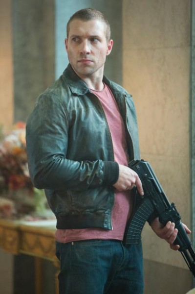 A Good Day to Die Hard Jai Courtney