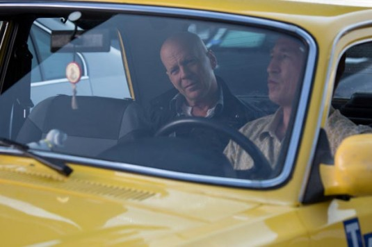 A Good Day to Die Hard taxi