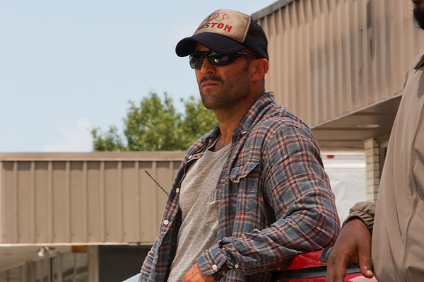Parker Jason Statham truck hat