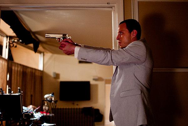 Parker Random bad guy gun