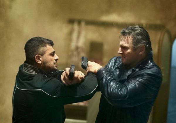 Taken 2 Liam Neeson final fight