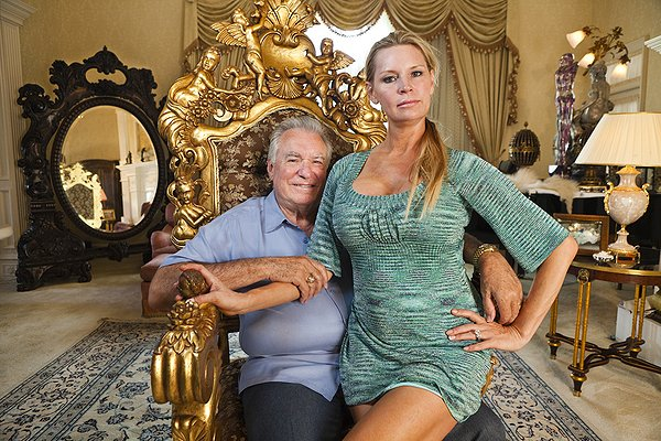 The Queen of Versailles couple