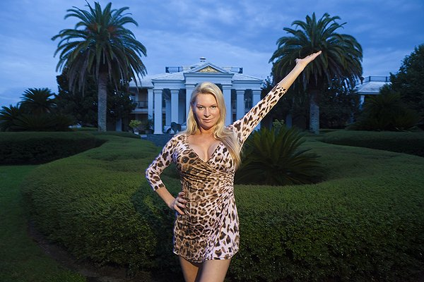 The Queen of Versailles house