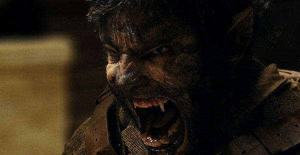 The wolfman wolf