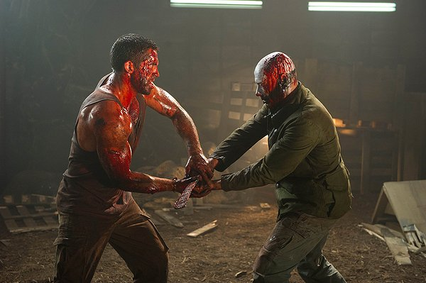 Univeral soldeir day of reckoning bloody jcvd