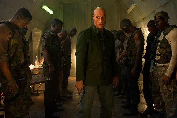 Universal Soldier Day of Reckoning JCVD leader