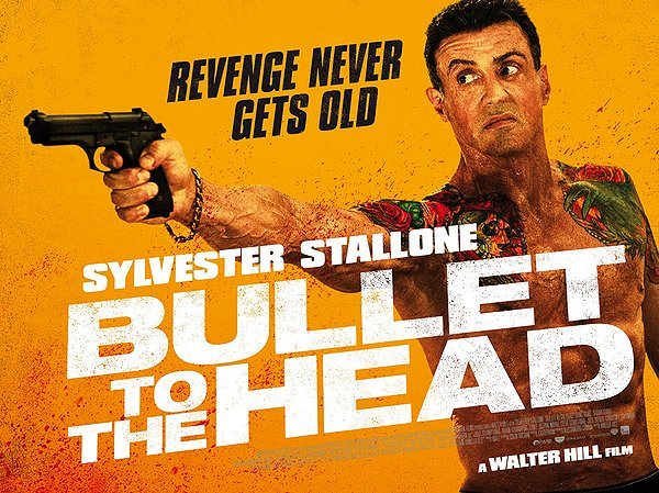 Bullet to the head Stallone tattoos