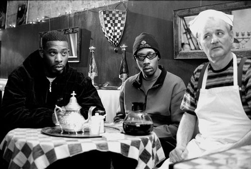 Coffee and Cigarettes Bill Murray and RZA