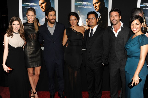 "Premiere Of Open Road Films' ""End Of Watch"" - Red Carpet"