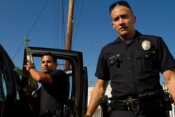 End of Watch Michael and Jake