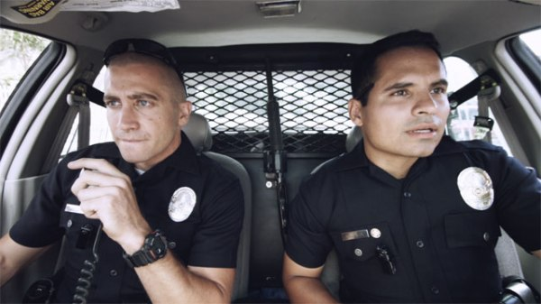 End of Watch movie car