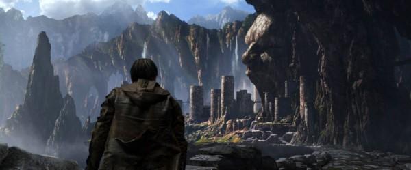 Jack the Giant Slayer CGI land