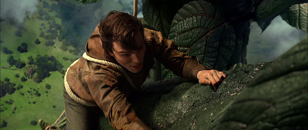 Jack the Giant Slayer longest climbing scene ever