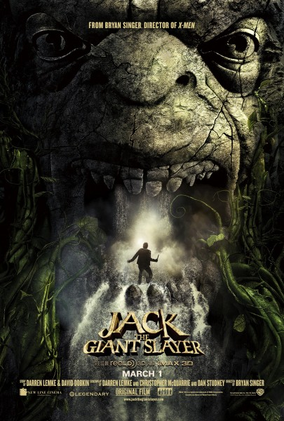 jack the giant slayer movie poster