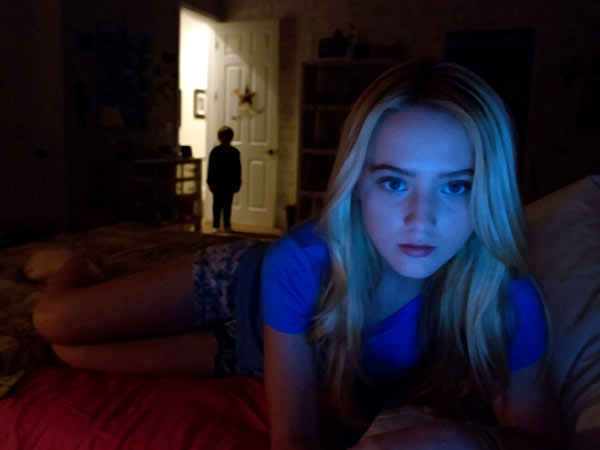 Paranormal Activity 4 girl